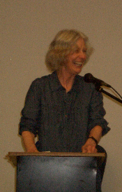 Wendy Barker Poetry Reading